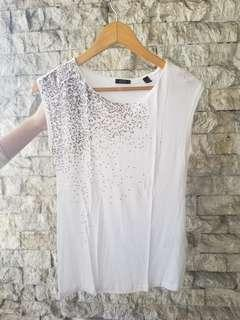 White Esprit Blouse