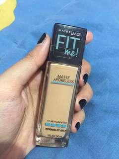 Maybelline fit me matte & poreless shade 230