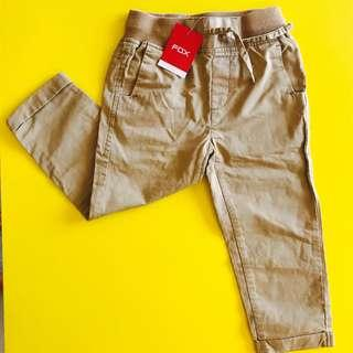 Fox Pants 2y