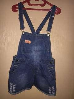 JUMPSUIT DENIM DUNGAREE