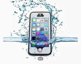 Waterproof Case wth Touch ID for iphone 5/5S/SE