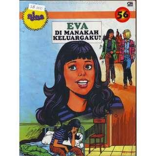 ( eBook Komik ) Nina 56 - Eva Dimanakah Keluargaku