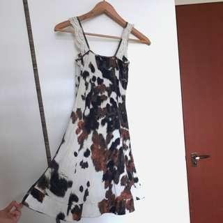 (REDUCED PRICE) Just Cavalli short dress