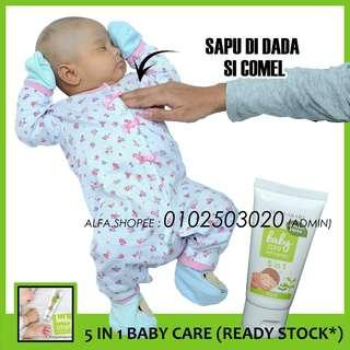 Mayya Baby Cream [Khas Untuk Newborn] 100% Terbukti #CNYHOME #CNYBABY #BEAUTY50