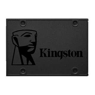 "Kingston A400 2.5"" 480GB SATA 3 TLC Internal Solid State Drive SSD SA400S37/480G"