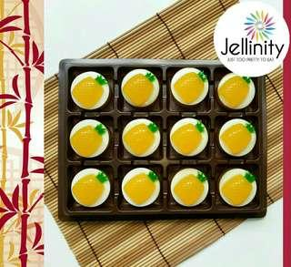 CNY 2019 Pineapple Mini Bites Set
