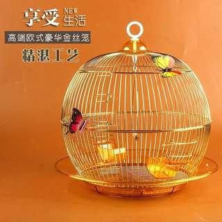 CNY SALES!!  Bird Cage for Love Bird
