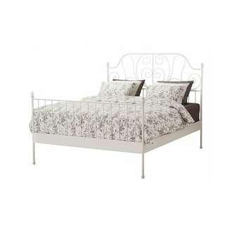 LEIRVIK KING SIZE include Assemble