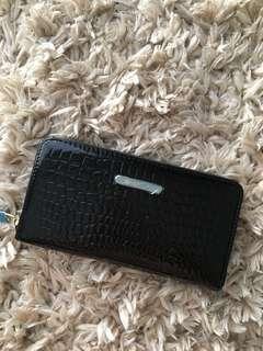 Michaela Leather Wallet