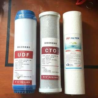 """cNY SALES!!  10"""" 3 Stage Water Filteration Replacement Filter for Home / Aquarium Use"""