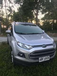 Ford Ecosport Trend NEGOTIABLE