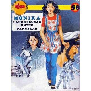( eBook Komik ) Nina 58 - Monika Uang Tebusan Untuk Pangeran