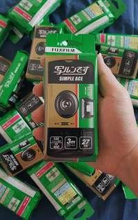 Fujifilm Disposable Camera Simple Ace