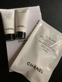 Chanel sample set