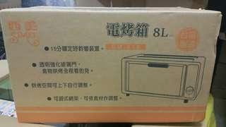 🚚 西美電烤箱SM-818