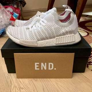 [UK9] adidas NMD R1 全白 Triple White Boost yeezy