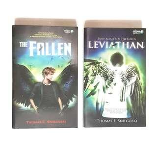 The Fallen series novels