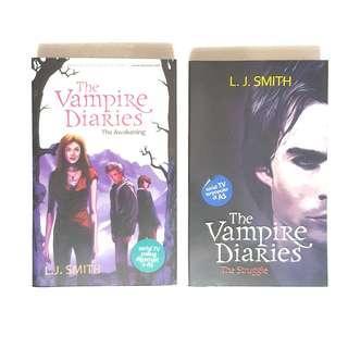Vampire Diaries Novels
