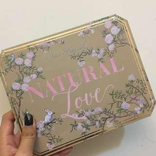 🚚 too faced Natural Love 30色眼影盤