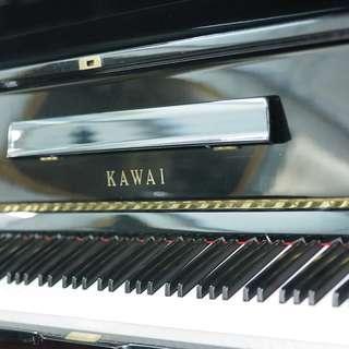 Upright Kawai Japan Piano (imp.) #jp2061503980140120192900i