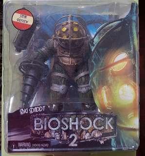 Bioshock 2 Big Daddy Neca