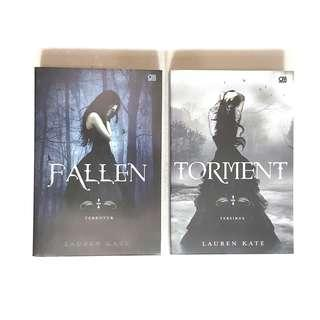 Lauren Kate Novels