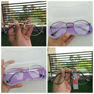 Optical Spectacles Eyewear (can Put Power)