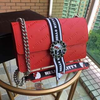 PINKO x Hello Kitty Printed Handbag / Shoulder Bag
