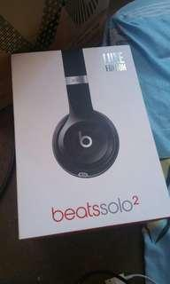 Beats Solo 2 Hd Wired