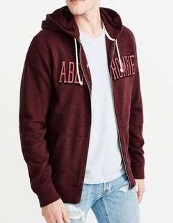 [Instock] Abercrombie & Fitch Graphic Hoodie