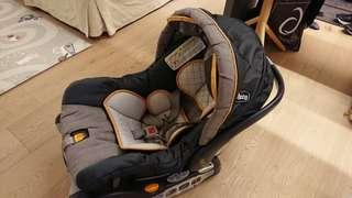 Chicco Keyfit 30 Car Seat for New Born to 1 year old