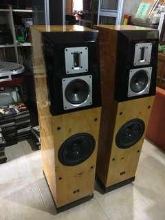 Aurum Cantus Music Goddess ll floor stand speakers