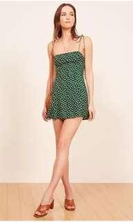 Presley dress in green