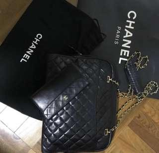 💯 Authentic and Vintage Chanel Bag Japan Edition