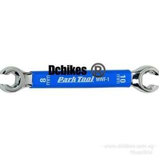 🆕! Parktool 8mm/10mm Metric Semi-Ring Wrench MWF-1 #Dcbikes