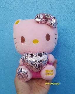 Pink Hello Kitty (Window Stick-on)