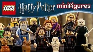 Lego Minifigures 71022 Harry Potter Series