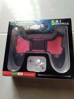 Game pad set