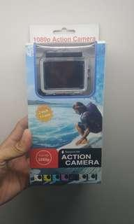 🚚 Action camera 1080p