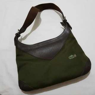 ☇LP☇Green Lacoste Bag