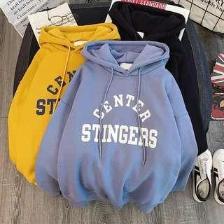 🚚 PO Korean Style Hoodie - 6 colours