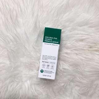 NEW some by mi somebymi 30 days miracle serum