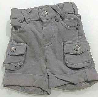 Grey Pant (3-6 mths)