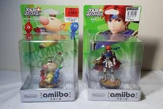 Amiibo Toys- Brand new