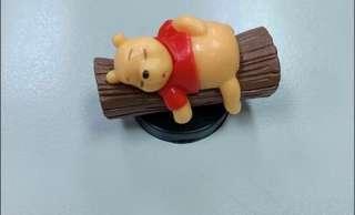 🚚 睡覺的小熊維尼Pooh (附盒)