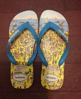 Havaianas夾腳托