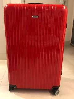 Rimowa 紅色30寸行李箱