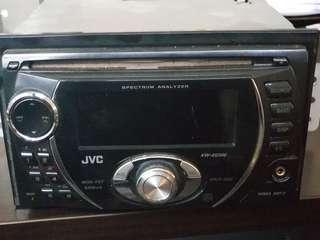 JVC KW-XG506 Double Din Head Unit
