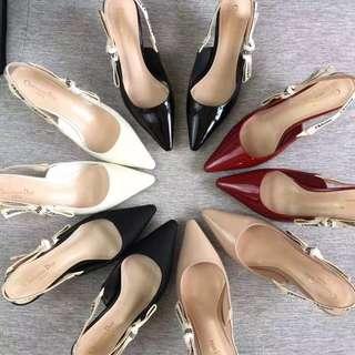 17bdbc69ea Christian Dior Slingback Sandals Dior J'Adior Slingback Shoe FC019