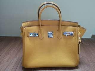 Haney Leather Handbag